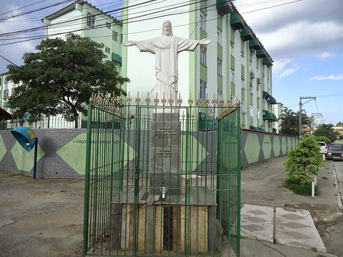 Esse Cristo é nosso, São Gonçalo! © Sim São Gonçalo 2014
