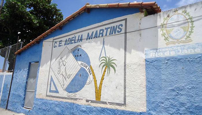 Adélia Martins - Coelho - São Gonçalo