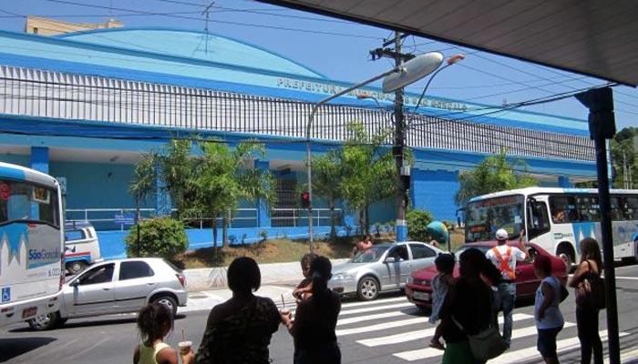 Rua principal no Camarão, São Gonçalo