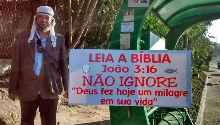 Gentileza gera Gentileza também em São Gonçalo