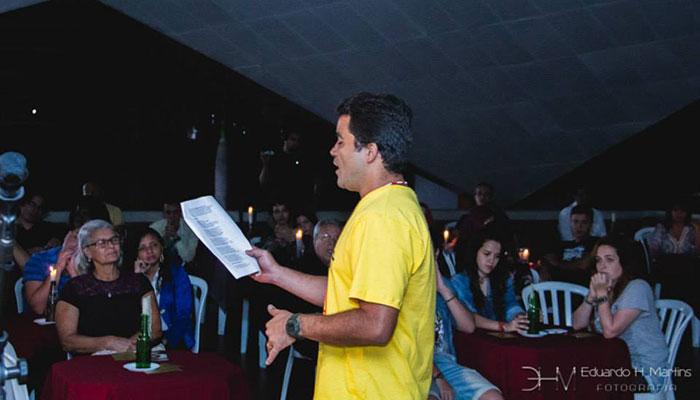Rodrigo Santos - Uma Noite na Taverna. Toda 2ª sexta-feira de cada mês, às 19h. Local: SESC