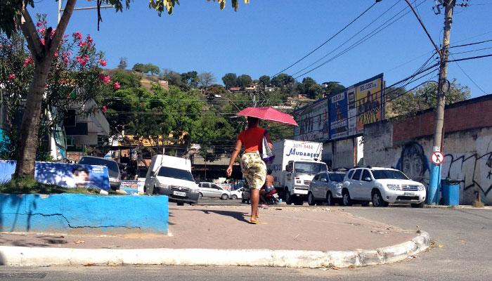 Melhorias na cidade de São Gonçalo