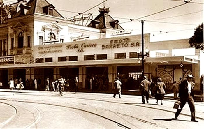 Estação das barcas, Frota Barreto S.A., Centro, Niterói.
