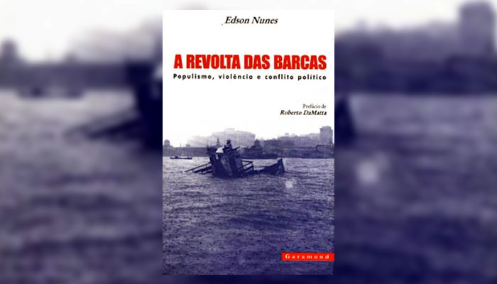 Livro Revolta das Barcas - Editora Garamond