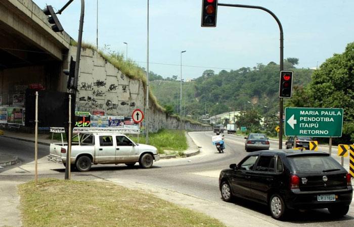 RJ 104, São Gonçalo