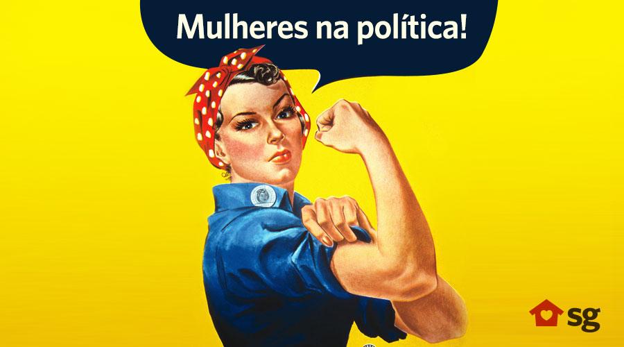 A participação das mulheres na política de São Gonçalo