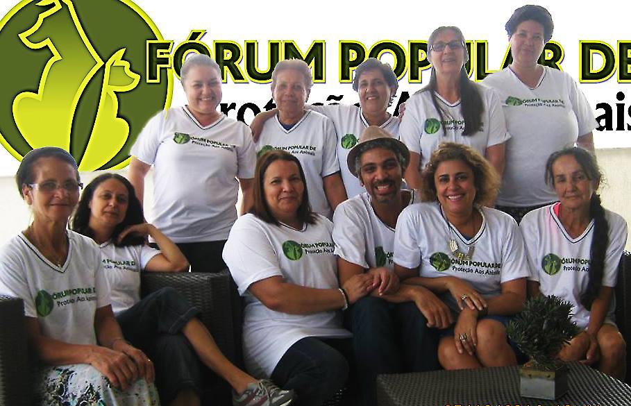 Fórum Popular de Abrigos para os Animais em São Gonçalo