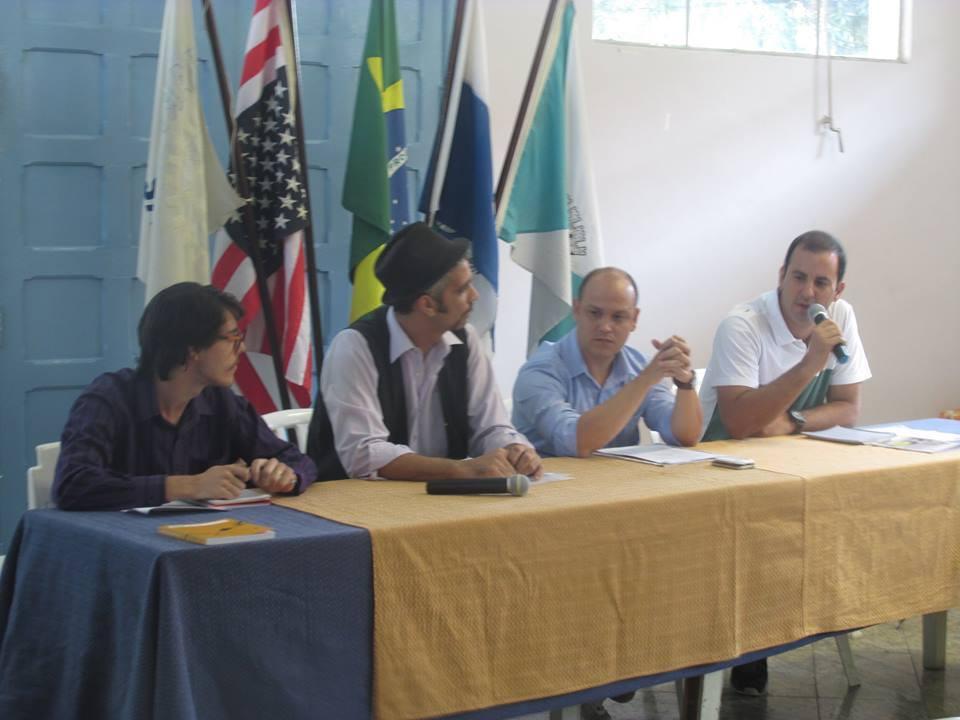 Conselho Popular de Cultura em São Gonçalo