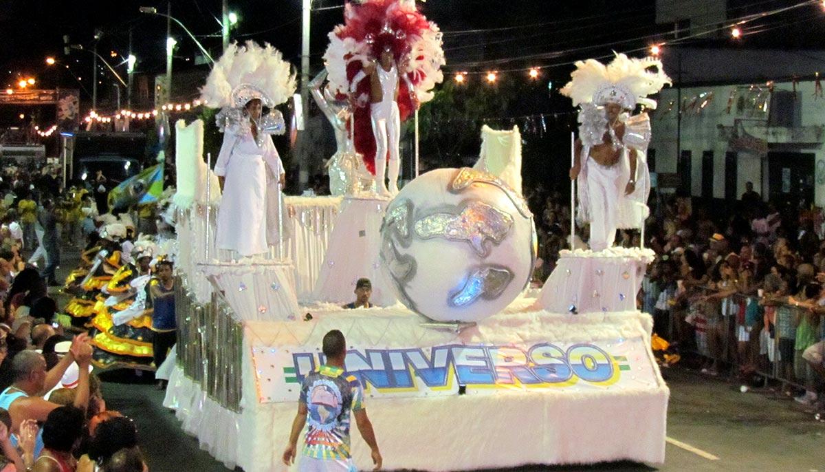 Escola de Samba de São Gonçalo – Universo