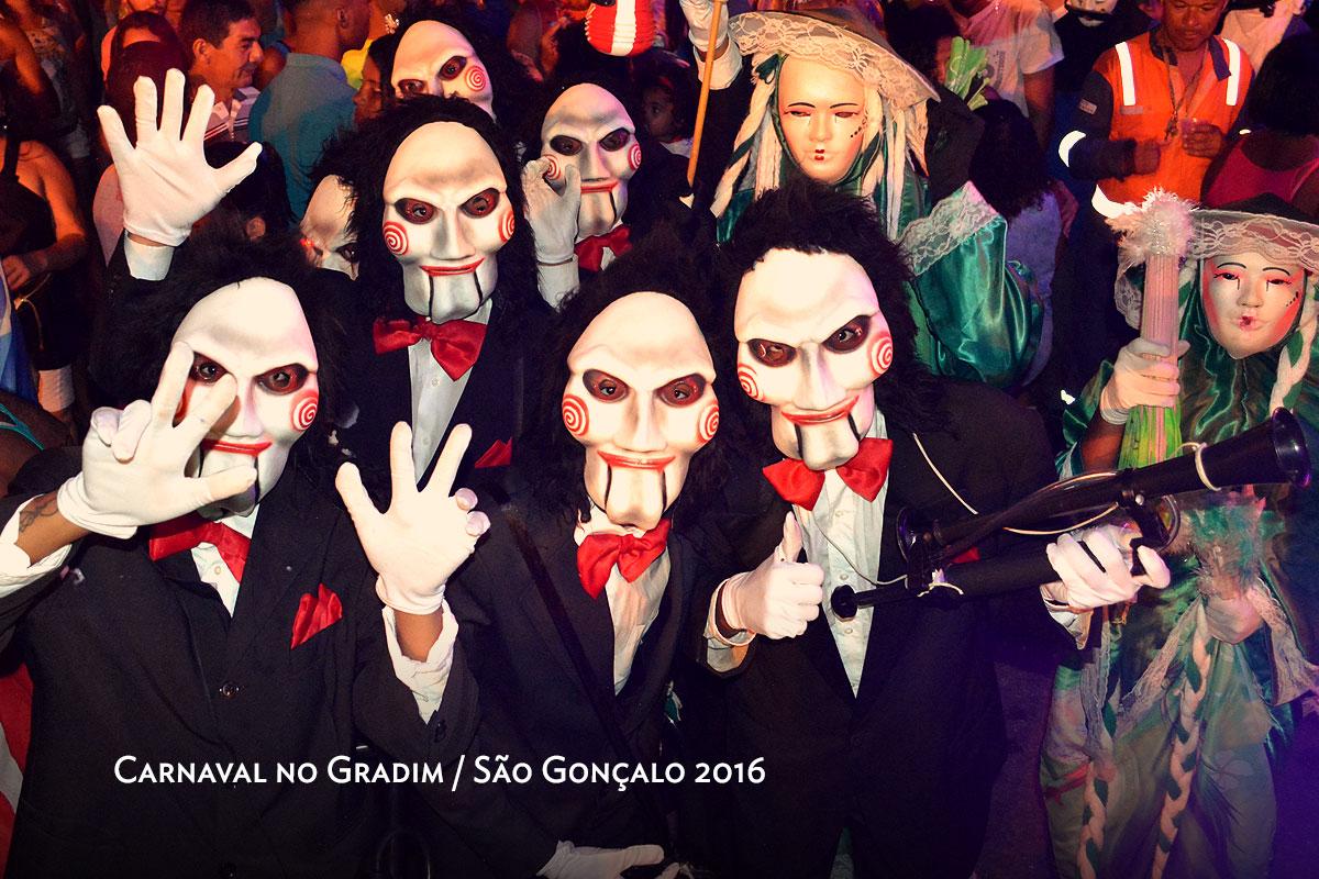 Gradim • São Gonçalo – Carnaval 2016 / SIM São Gonçalo
