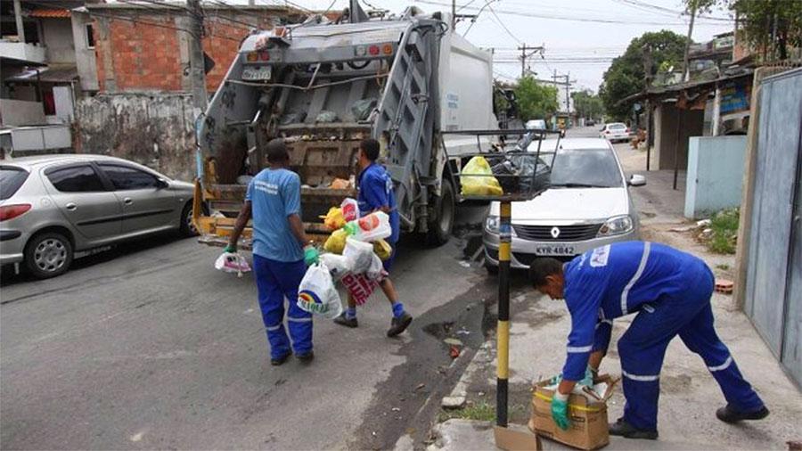 Coleta de Lixo em São Gonçalo