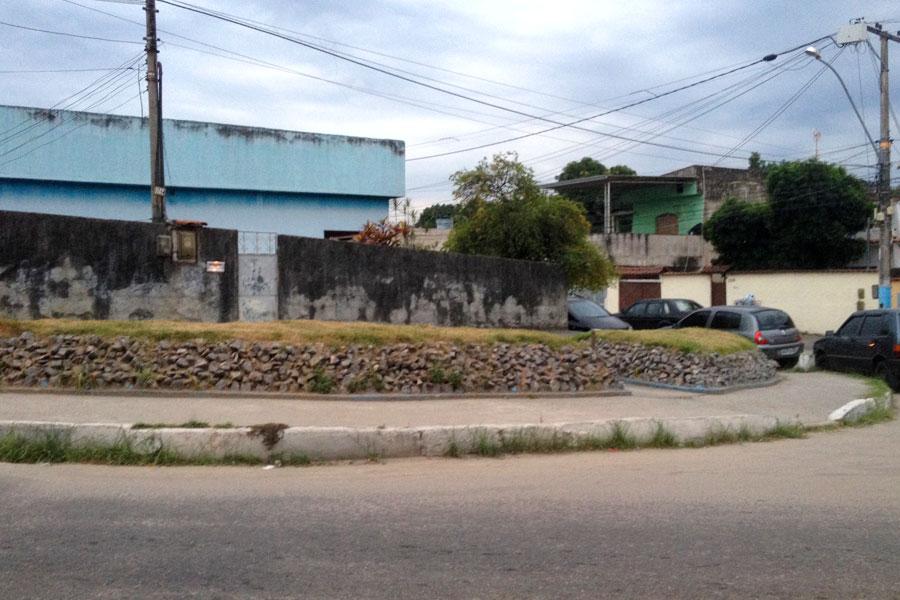 Calçadas no Boa Vista – São Gonçalo