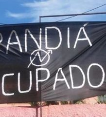 Dentro do Pandiá Ocupado