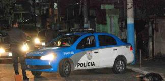 Policia Barro Vermelho – São Gonçalo