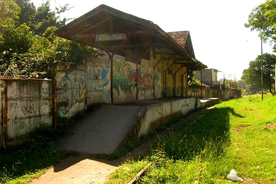 Porto da Madama em São Gonçalo