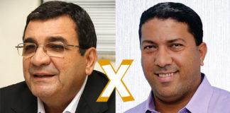 José Luiz Nanci vs Dejorge Patrício