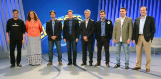 Debate na Globo RJ – 1º turno Prefeitura Carioca
