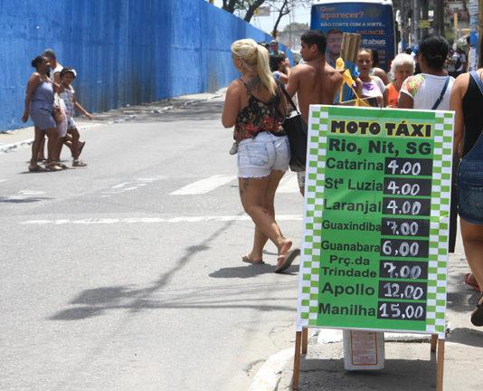 Foto: Alex Ramos/O São Gonçalo