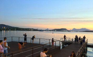 Cais Ilha das Flores em São Gonçalo, Rio de Janeiro – Marinha do Brasil