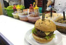 Festival gastronômico de Verão – Hamburguer Americano do Peregrino