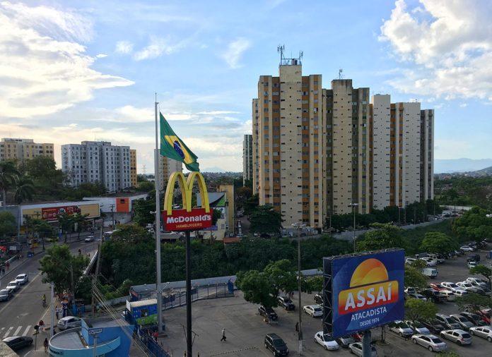 McDonalds e Assai no Alcântara em São Gonçalo