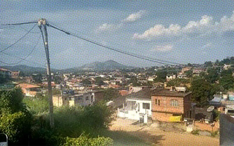Bairro Boa Vista em São Gonçalo fotografado atualmente em 2017.