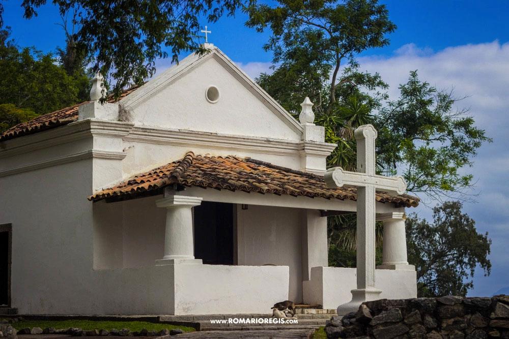 Capela da Luz em Itaoca, São Gonçalo