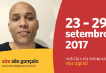 23 a 29 de setembro 2017 / #2 Notícias Semanais SIM São Gonçalo