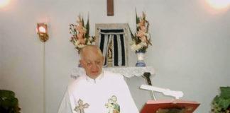 Padre Luiz Gusmão da Igreja Nossa Senhora Aparecida no Patronato, São Gonçalo